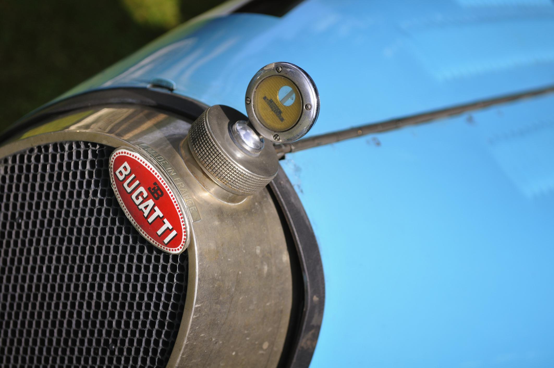 Bugatti Grille