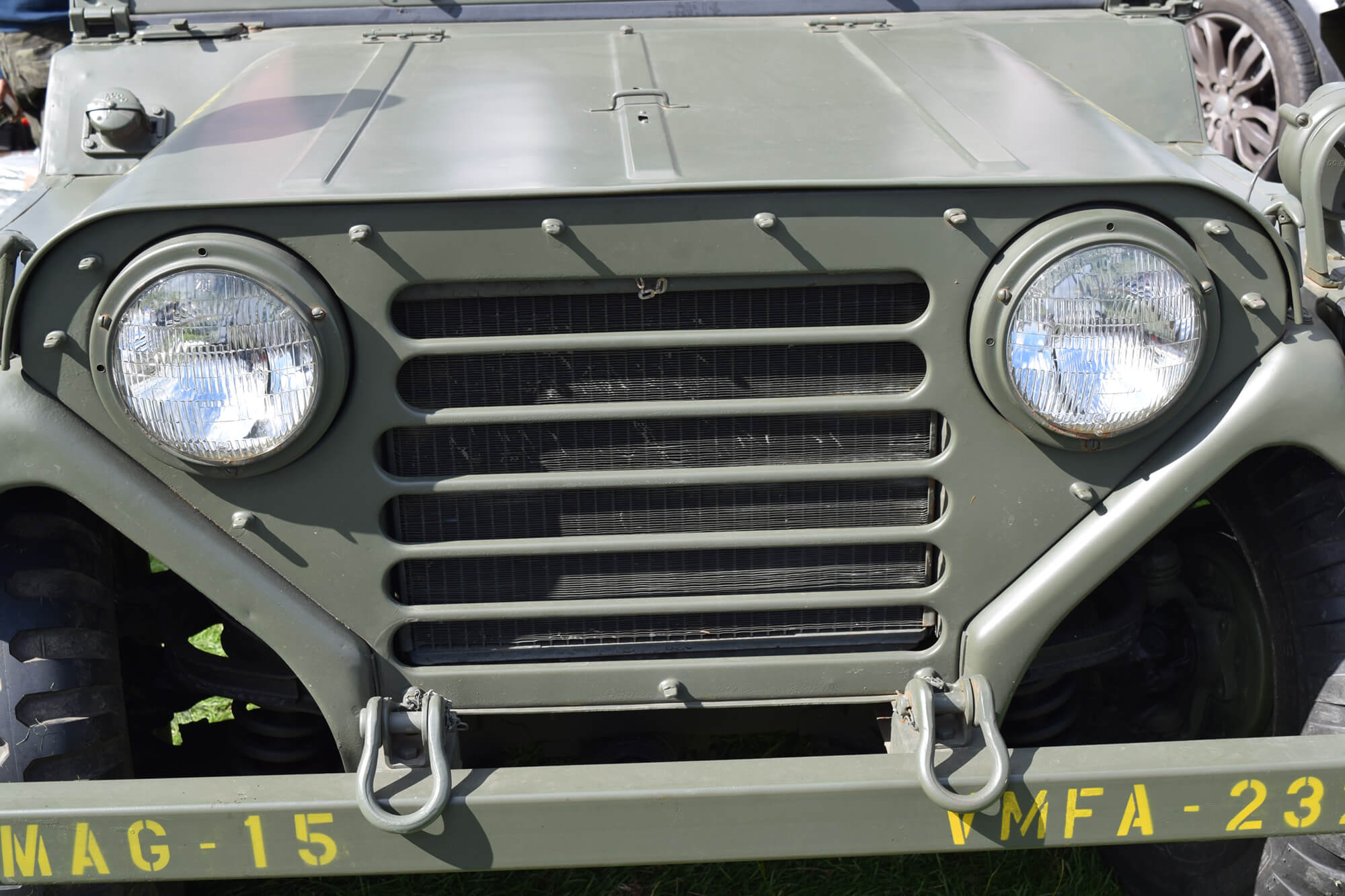 US Army Restoration Bonnet (1)