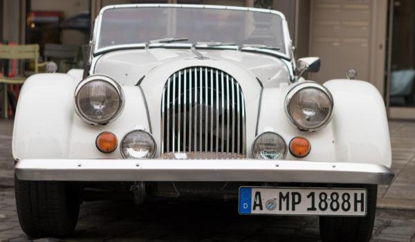 Vintage Car Restoration