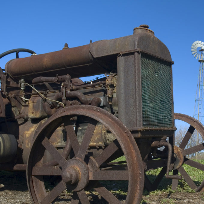 Vintage Land Restoration
