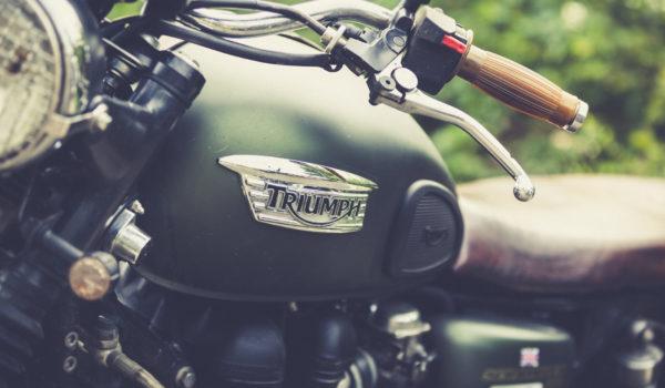 Vintage Triumph Restoration